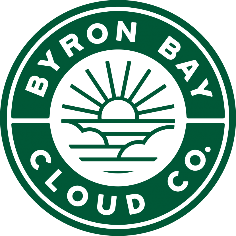 Byron Bay Cloud Co Logo