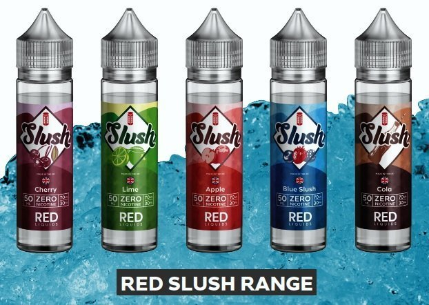Slush Wholesale Exclusive e-juice Distribution