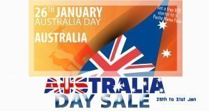 Australia Day sale wholesale distribution
