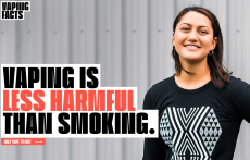 Vaping Facts by the NZ Ministry of Health